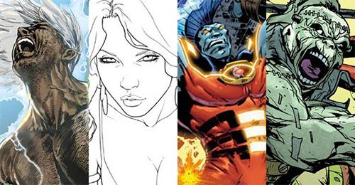 fumetto fantasy e erotico