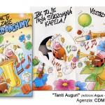 Tanti auguri - Agenzia CDM Milano - Edizioni Argus Bratislava