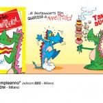 Buon compleanno - Agenzia CDM Milano - Edizioni BBS Milano