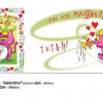 Auguri San Valentino - Agenzia CDM Milano - Edizioni BBS Milano