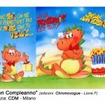 Buon compleanno Agenzia CDM Milano - Edizioni Chromovogue Lione
