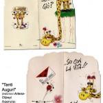 Tanti auguri - Agenzia CDM Milano - Edizioni Artena-Clipsy