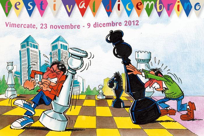 La Mongolfiera 2012 - torneo Open di scacchi