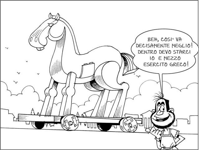 Impara a disegnare fumetti lezione 3 prospettiva della for Disegnare la pianta del piano di casa
