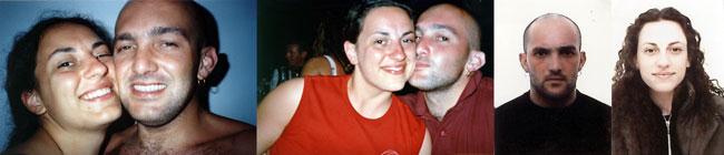 fotografie dei futuri sposi